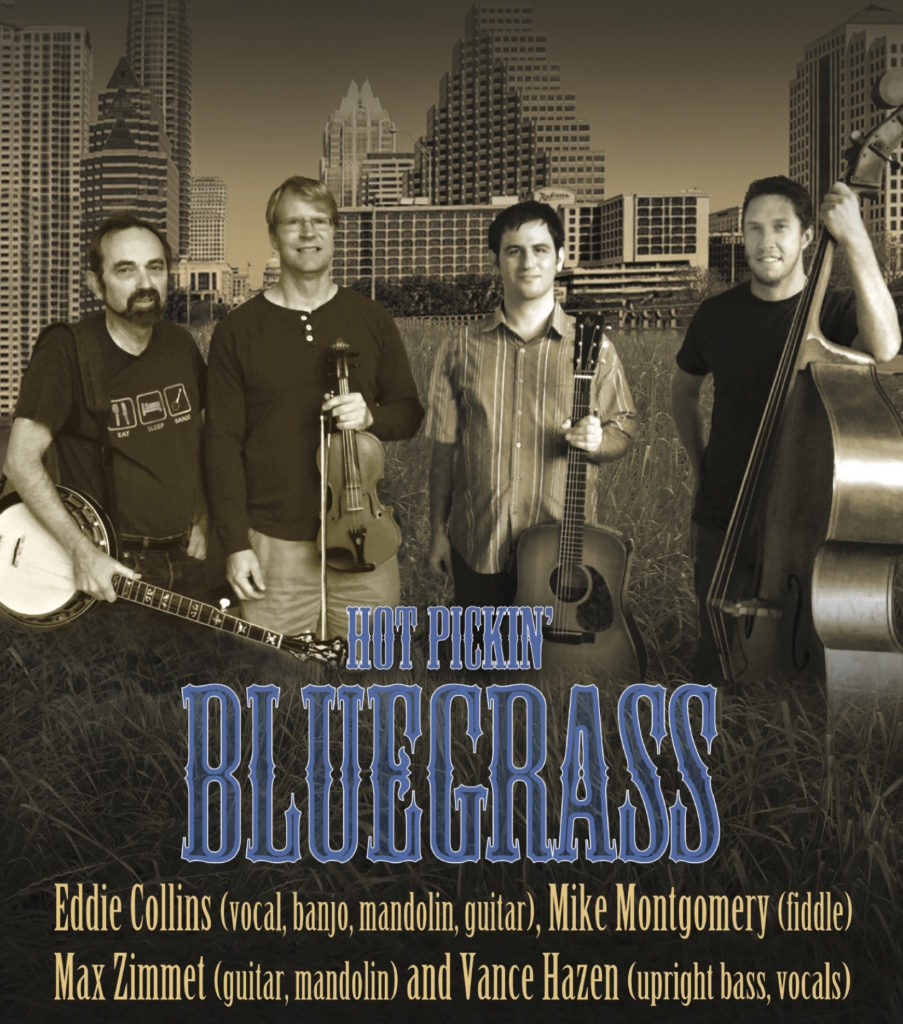 Max Zimmet & Hot Pickin' Bluegrass