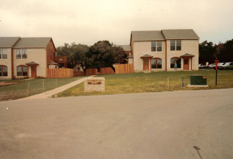 Royal Garden Homes 1985