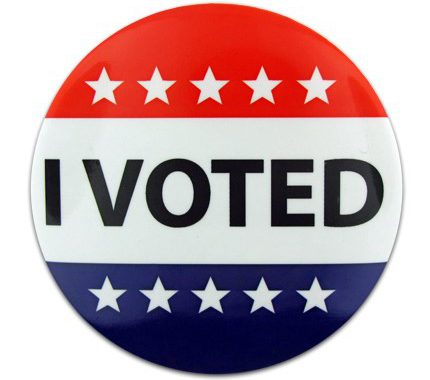I Voted - Hays County Texas Election Information 2016