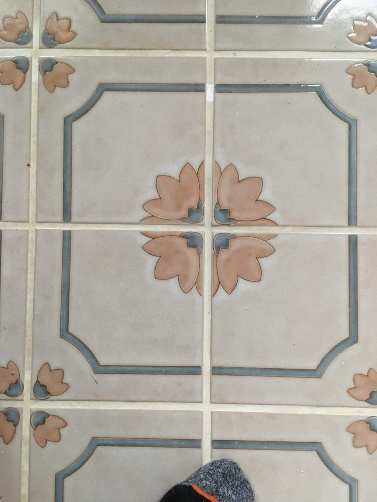 Old Dome Tile (now removed)